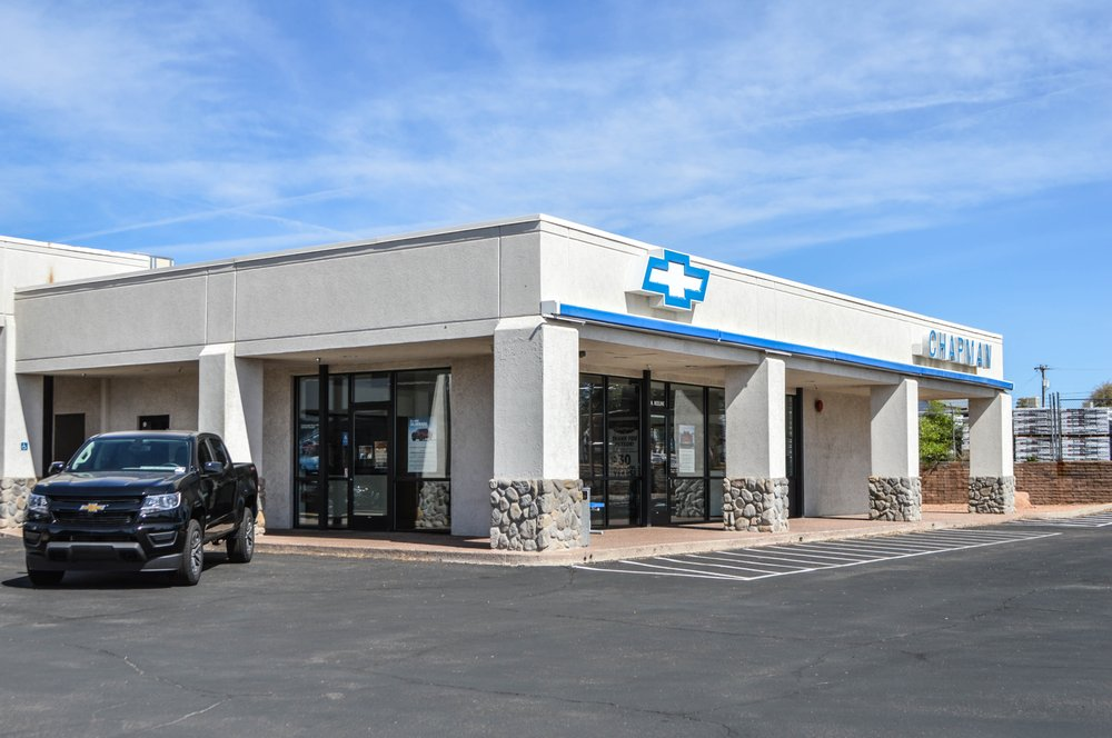 Chapman Payson Auto Center: 100 N Beeline Hwy, Payson, AZ