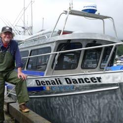 Wolverine charters p che 5841 churchill way juneau for Juneau fishing charters