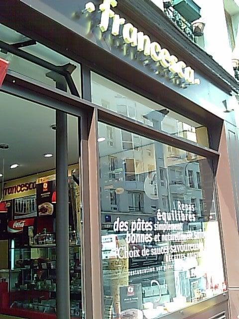 francesca italian 53 rue de bagnolet p re lachaise. Black Bedroom Furniture Sets. Home Design Ideas
