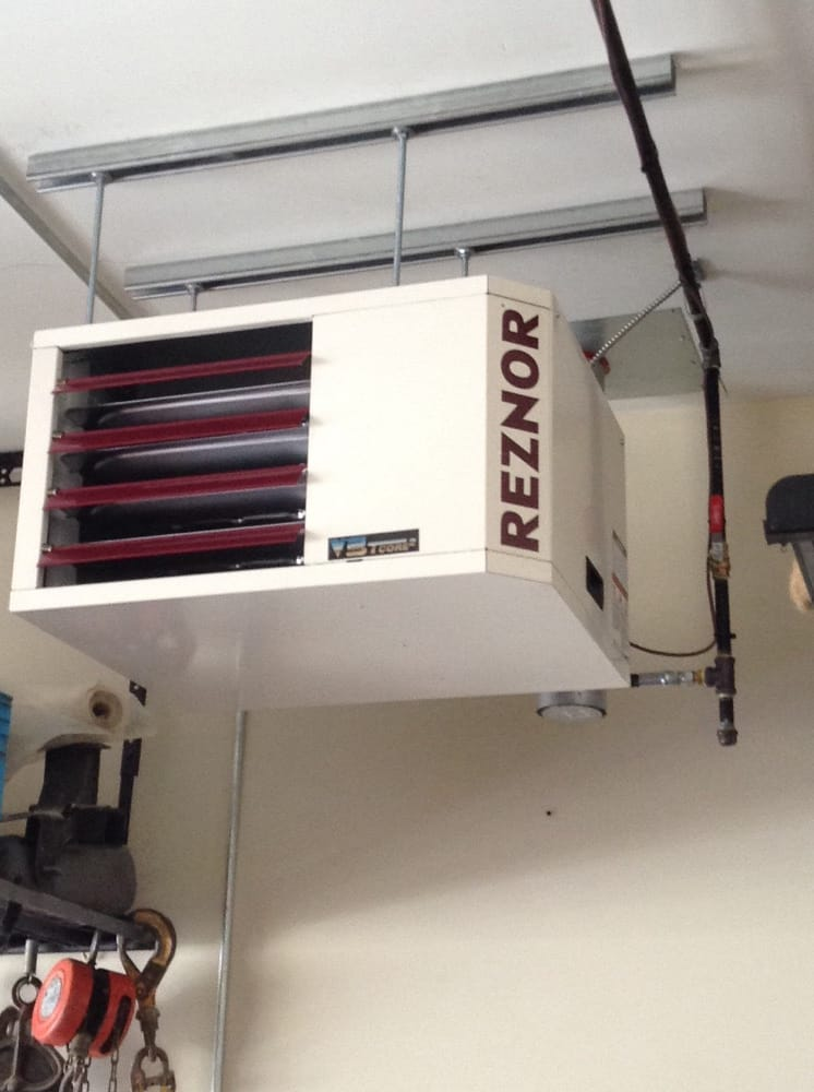Reznor Garage Heater >> 60000 btu reznor garage heater installation - Yelp