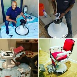 The Salon Chair Guys Furniture Repair Clairemont San