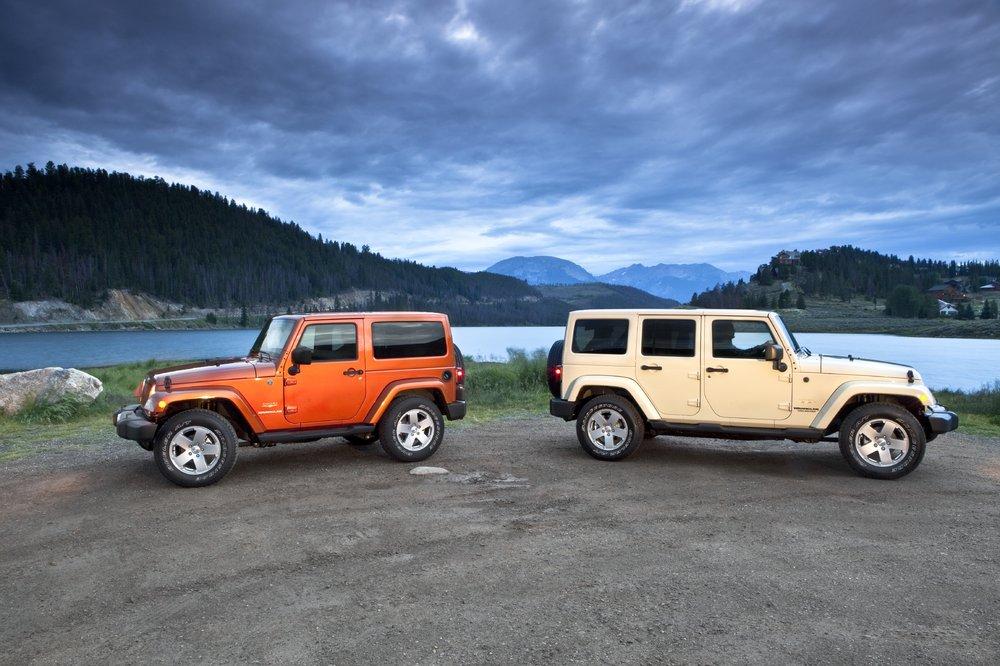 Glacier Jeep Rentals: 420 9th St W, Columbia Falls, MT