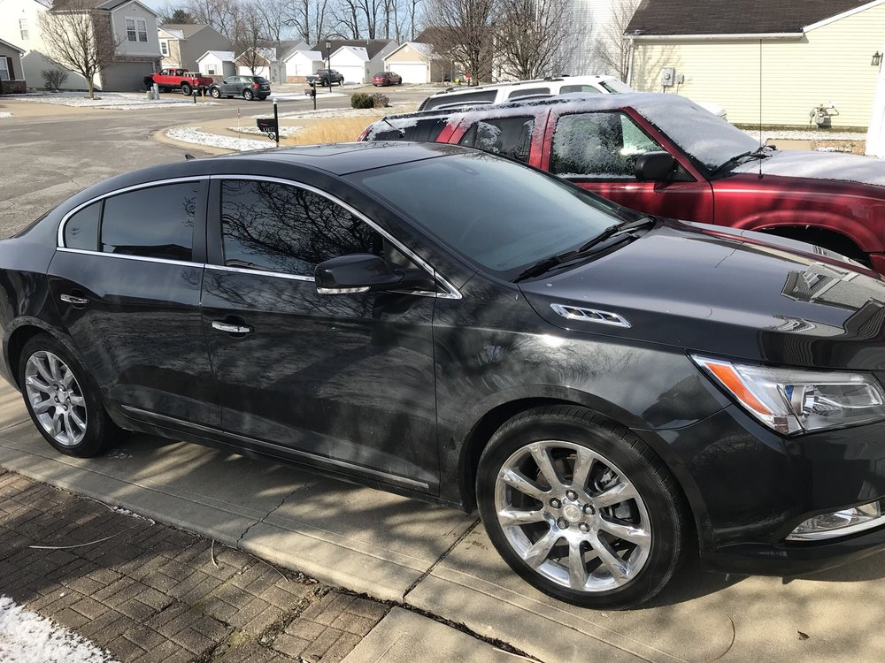 T&T Window Tinting: 145 E High St, Mooresville, IN