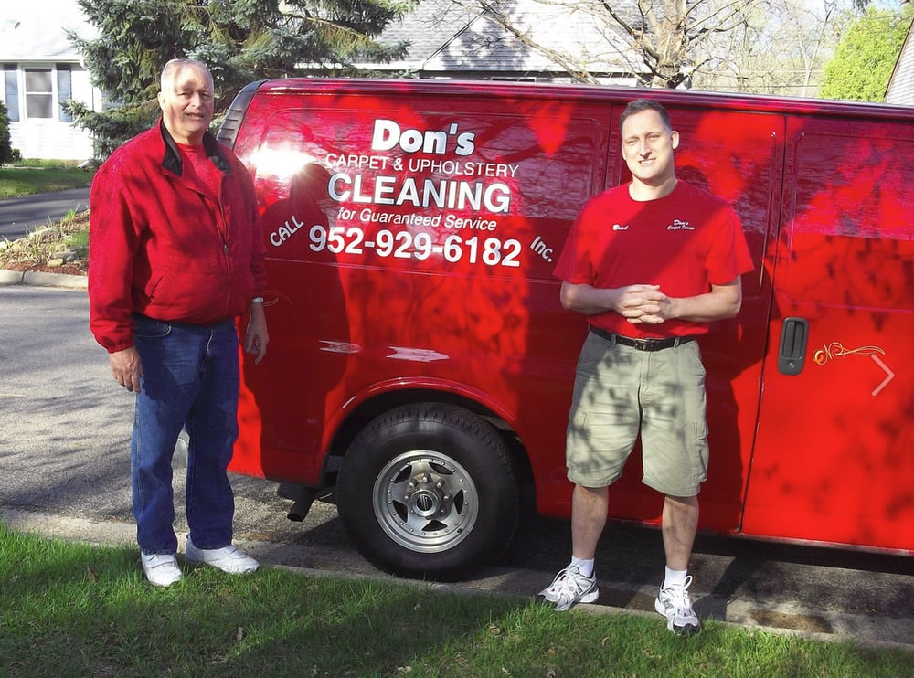 Don's Carpet & Upholstery Cleaning