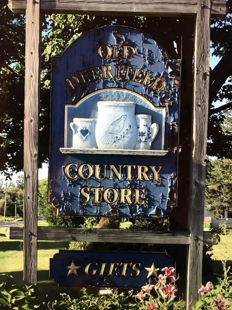 Old Deerfield Country Store: 480 Greenfield Rd, Deerfield, MA