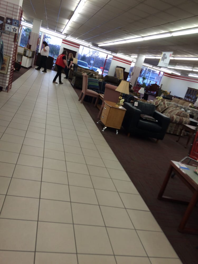 The Salvation Army Furniture Stores 1301 E Abram St