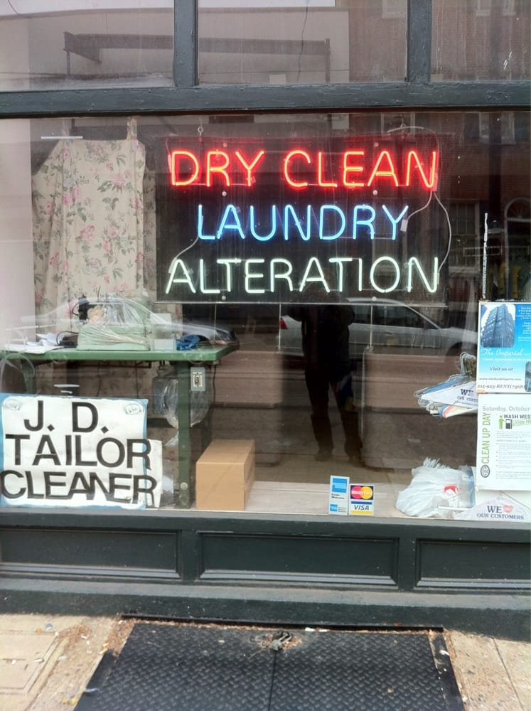 J & D Taylor Cleaners