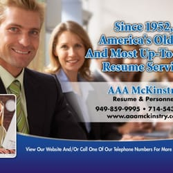 photo of a best resume service by mckinstry santa ana ca united states