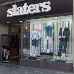 798f170d Slater Menswear - Men's Clothing - 14 Williamson Street, Liverpool ...