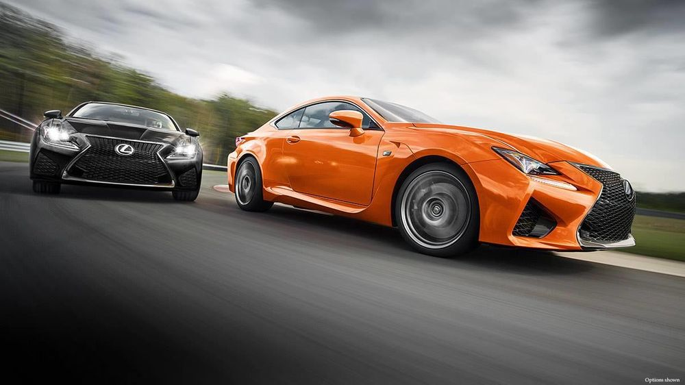 lexus rc f available now at lexus of freehold yelp. Black Bedroom Furniture Sets. Home Design Ideas