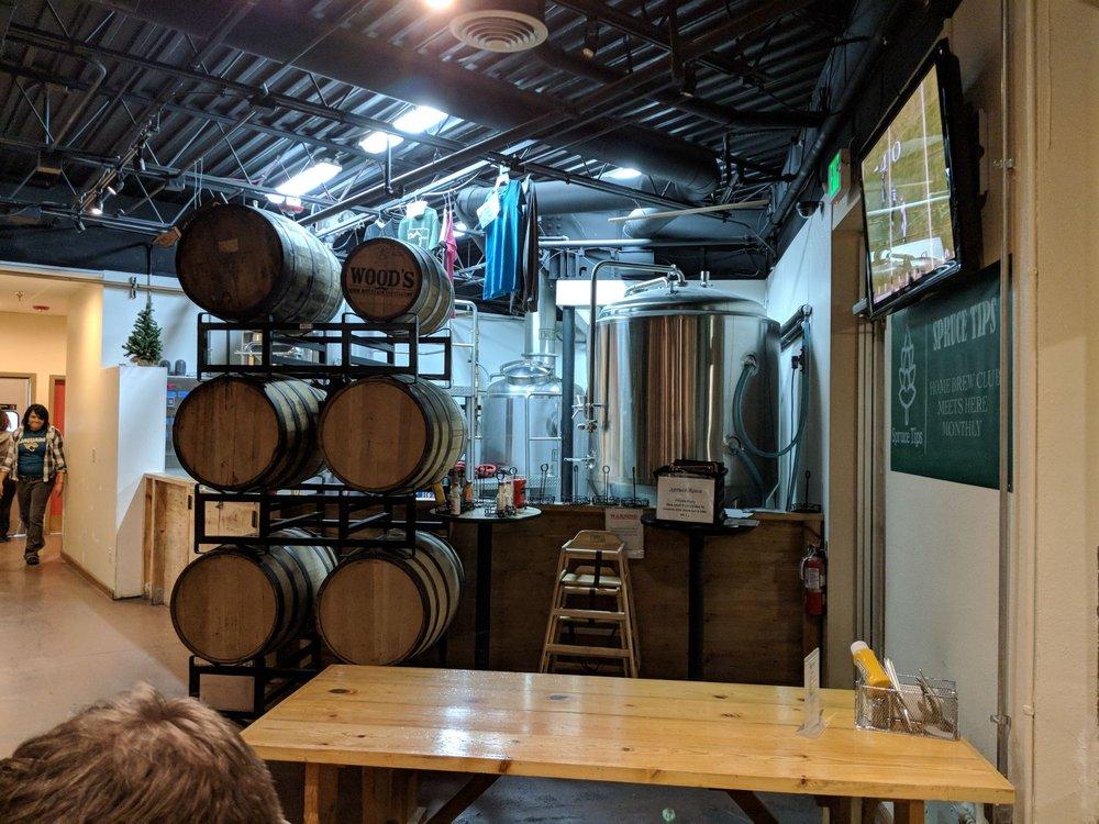 Blue Spruce Brewing - Centennial: 4151 E County Line Rd, Centennial, CO
