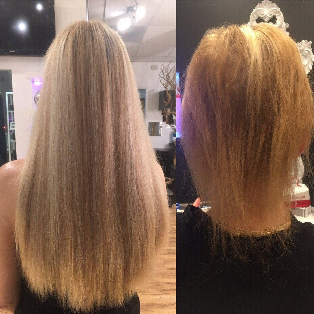 Dreams Can Come True Vered Salon Hair Extensions Color Hilites