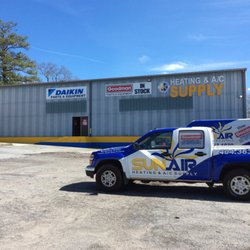 Sun Air Supply Appliances 4244 Old Dixie Rd Hapeville