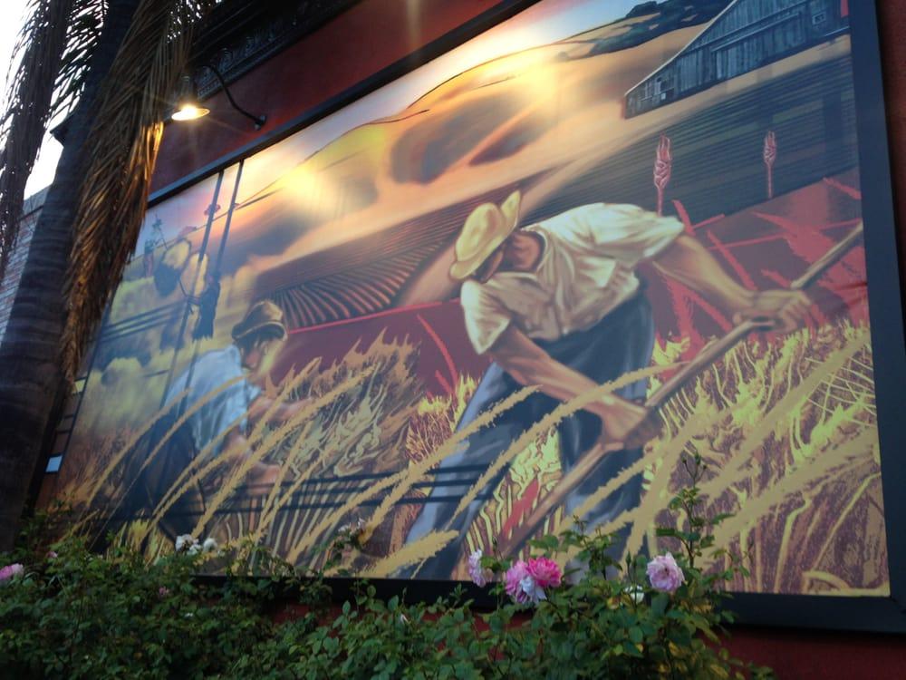 Exterior Wall Mural Yelp