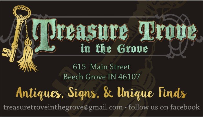 Treasure Trove in the Grove: 615 Main St, Beech Grove, IN