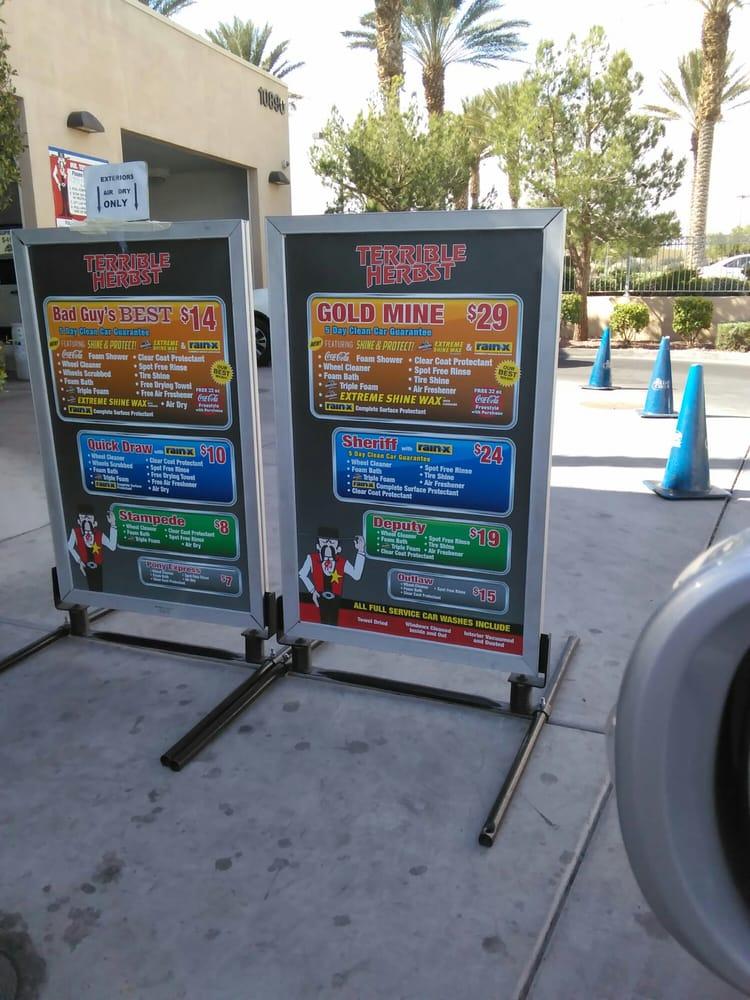 terribles car wash coupons