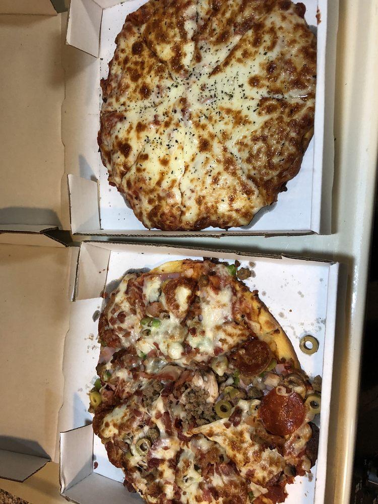 Iroquois Pizza: 6614 Manslick Rd, Louisville, KY