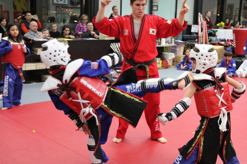 J Tiger Martial Arts
