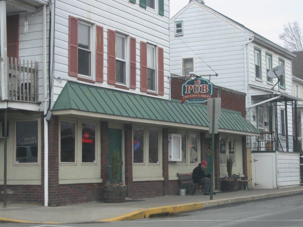 The Pub: 101 N Market St, Duncannon, PA