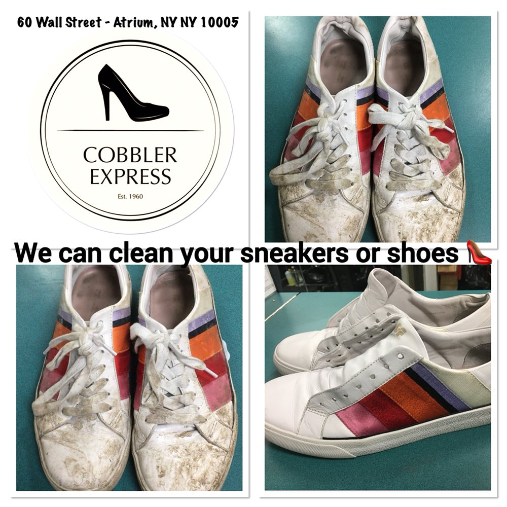 Cobbler Express Shoe Repair