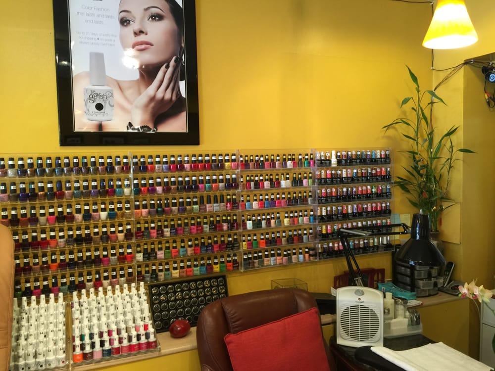 Zen Nail Salon San Francisco 8