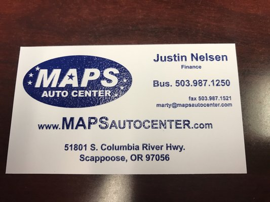 Maps Auto Scappoose MAPS Auto Center 51801 Columbia River Hwy Scappoose, OR Auto