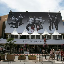 Palais des Festivals et des Congrès - Cannes, Alpes-Maritimes, France