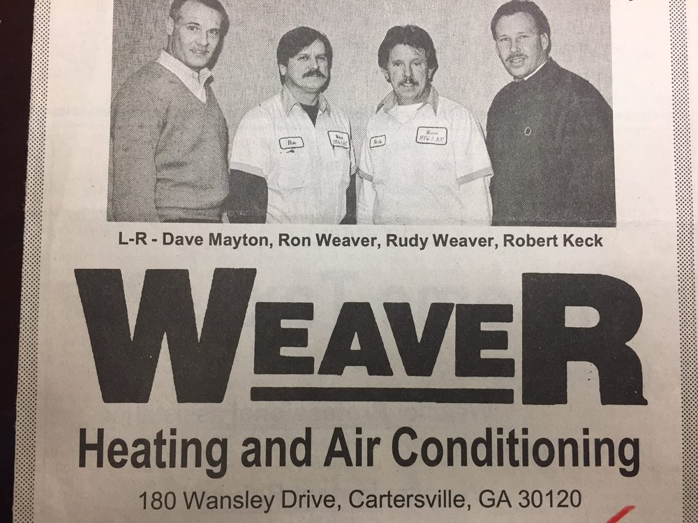 Photo Of Weaver Heating And Air Cartersville Ga United States