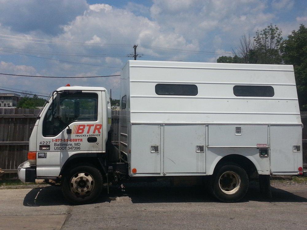 BTR Trucks & Service