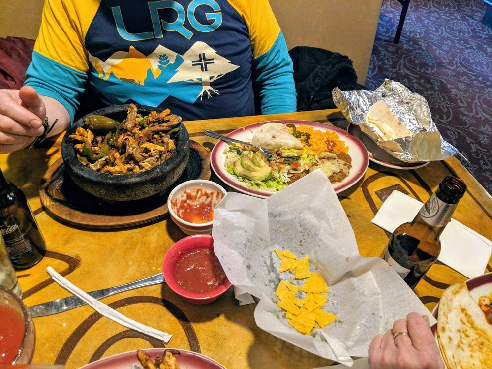 La Fiesta Mexican Bar and Grill: 4554 Admiral Peary Hwy, Ebensburg, PA