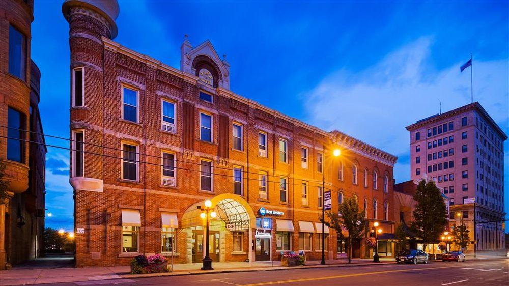 Best Western Park Hotel: 136 N Park Ave, Warren, OH