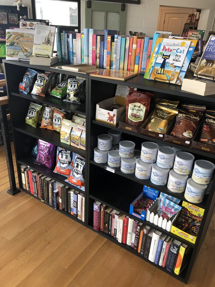 Peach Street Books: 401 Mason Ave, Cape Charles, VA