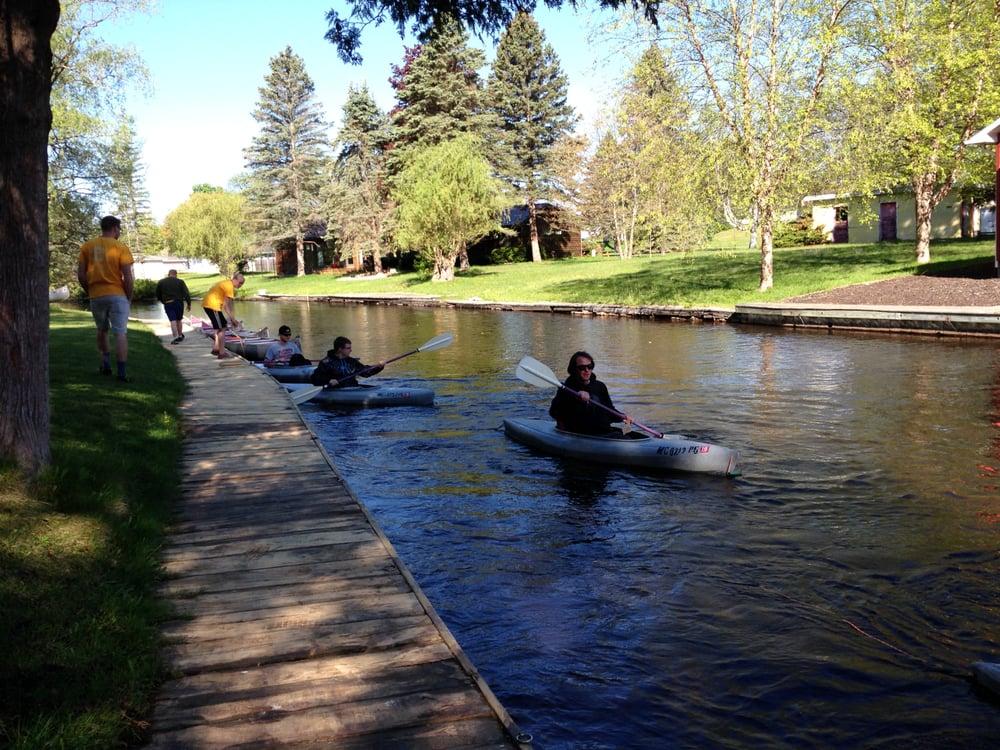Carlisle Canoe Livery: 110 State St, Grayling, MI