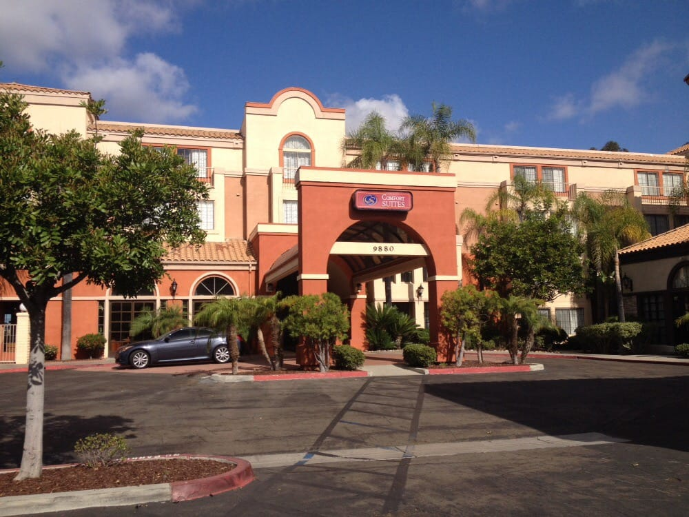 Photo of Comfort Suites San Diego Miramar - San Diego, CA, United States. The outside