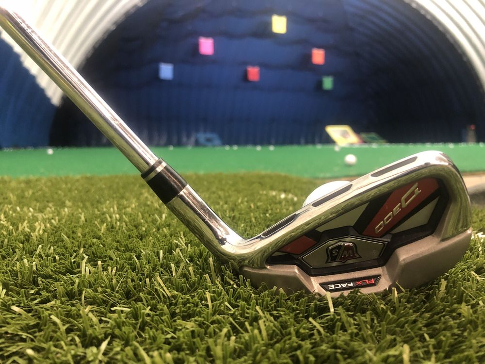 Golf Dome At The Buffalo Grove Park District: 801 McHenry Rd, Buffalo Grove, IL
