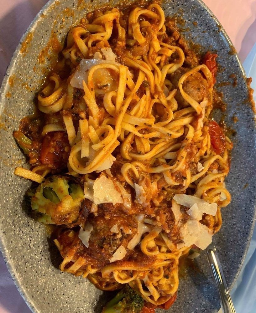 Food from Tua Pasta
