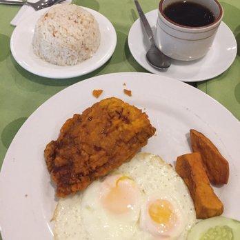photo of davao dencia s restaurant davao city davao del sur philippines breakfast