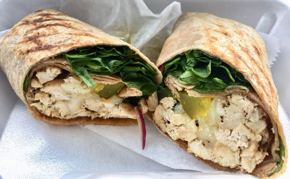 Food from Sweetwater Juice Bar & Deli