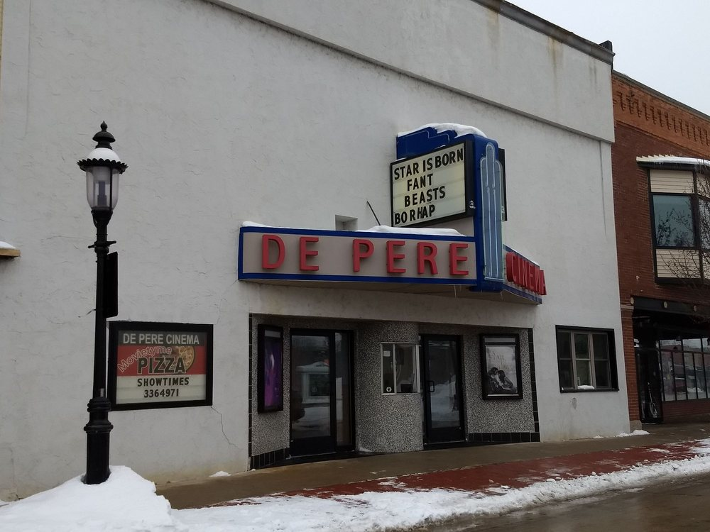 Social Spots from De Pere Cinema Cafe