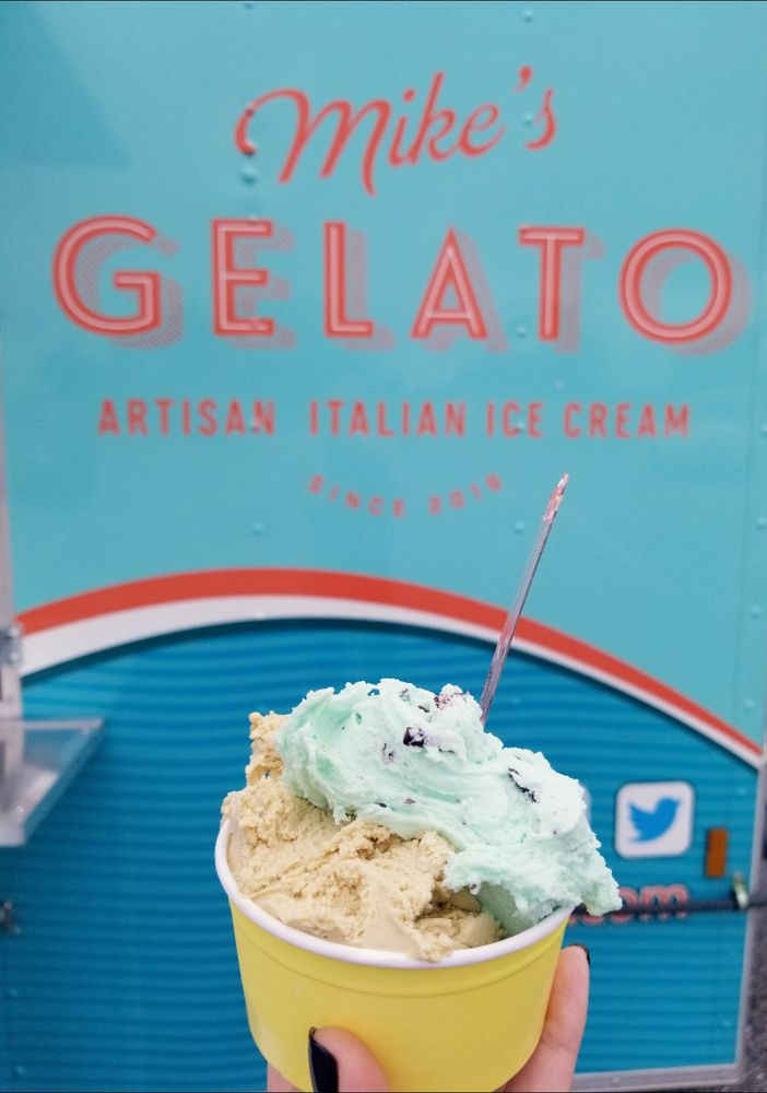 Mike's Gelato: Columbia, MD