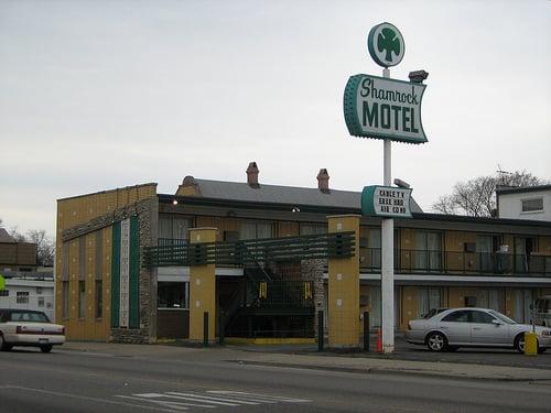 Shamrock Motel Cicero Il