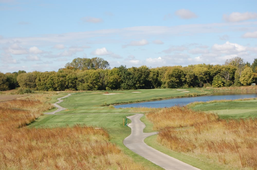 Coldwater Golf Links: 1400 S Grand Ave, Ames, IA
