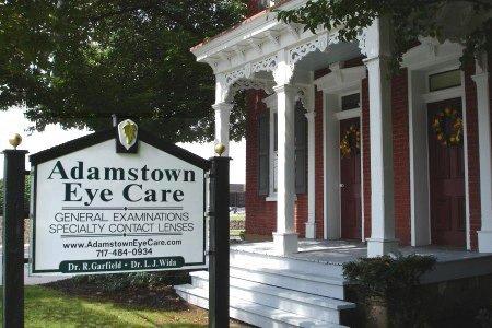 Adamstown Eye Care: 2654 N Reading Rd, Reinholds, PA