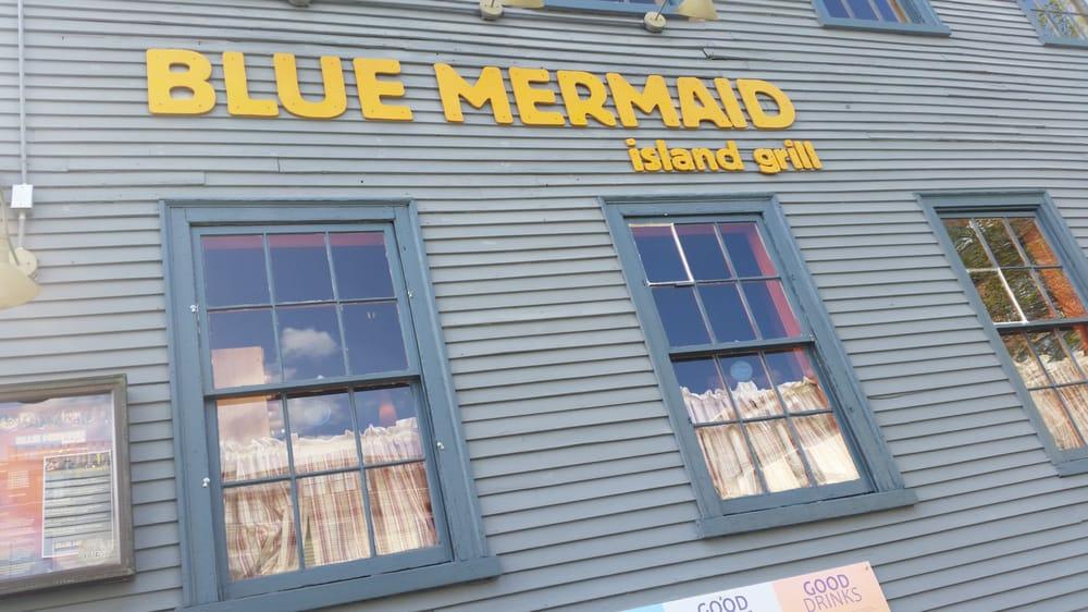 Blue Mermaid Restaurant Reviews