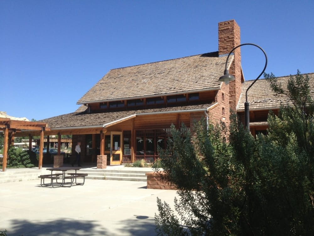 Cannonville Visitor Center: 10 Center St, Cannonville, UT