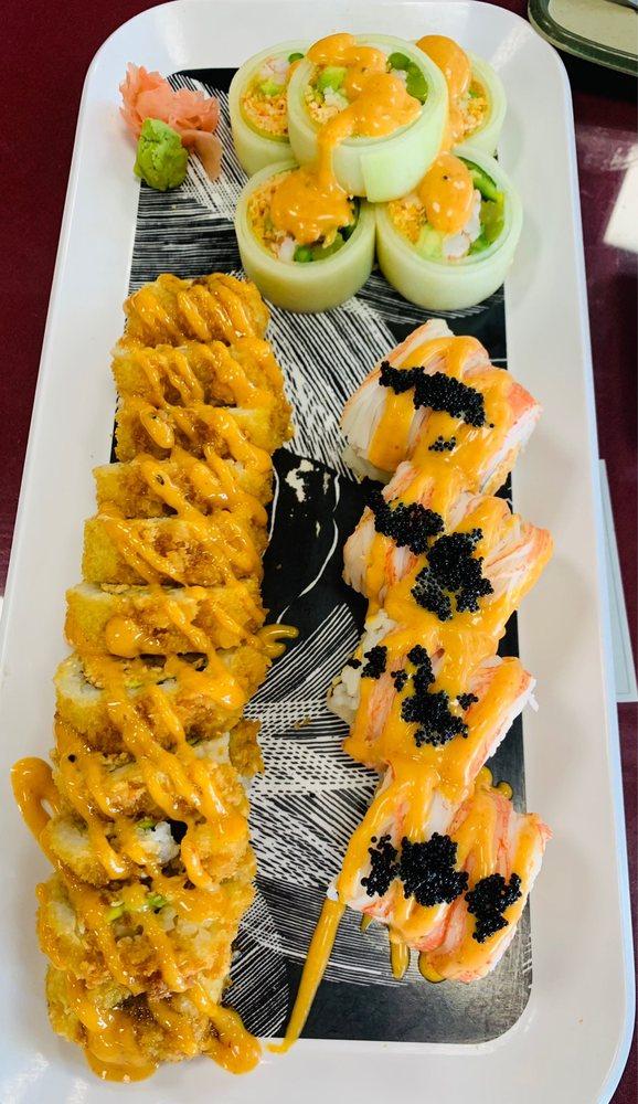 Shinto Japanese Restaurant: 3810 Ambassador Caffery Pkwy, Lafayette, LA