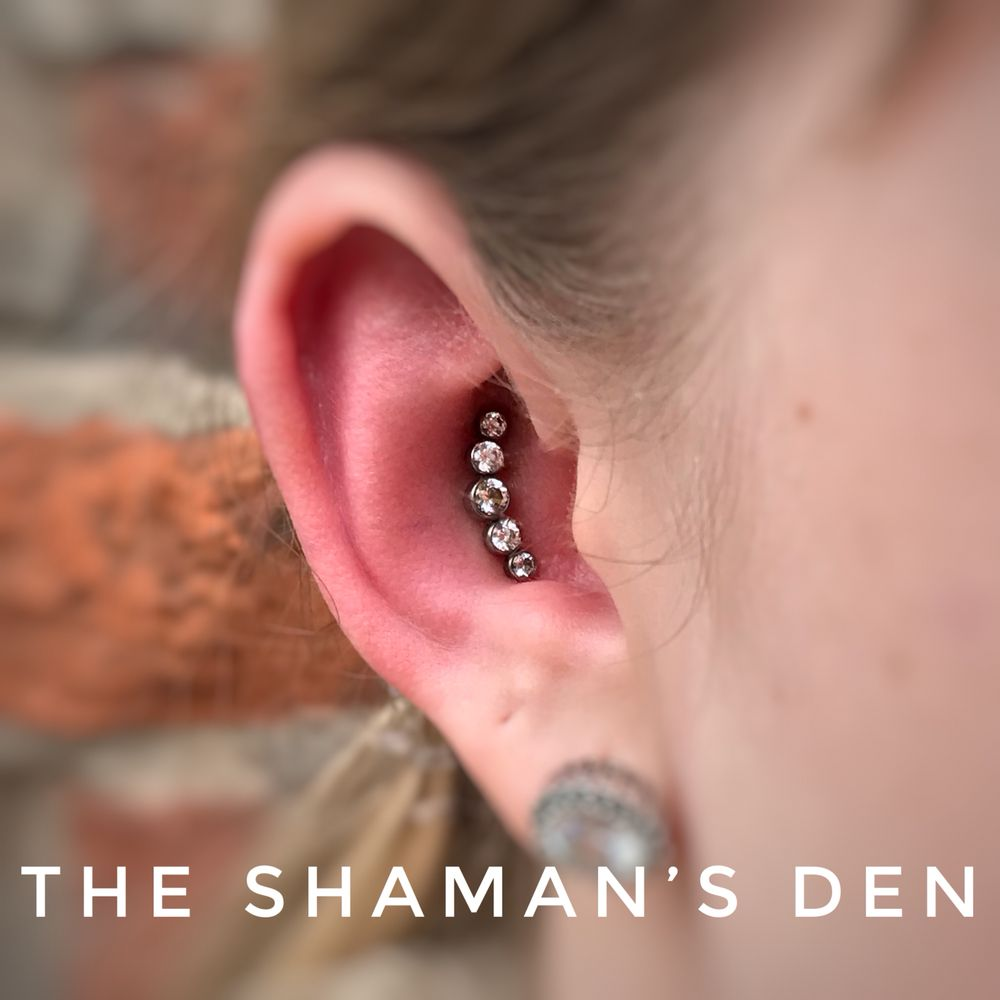 The Shaman's Den: 143 Washington St, Binghamton, NY