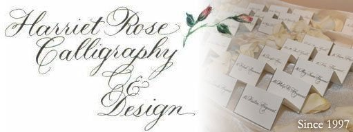 Harriet Rose Calligraphy & Design: 845 W End Ave, New York, NY