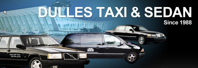 Dulles Airport Transportation: 22636 Glenn Dr, Sterling, VA