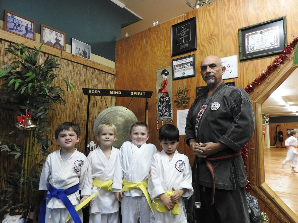 Lion Karate Dojo: 301 N Locust, Lawrenceburg, TN
